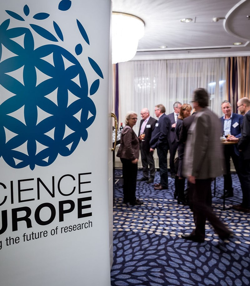 Headshot of Science Europe Governing Board member